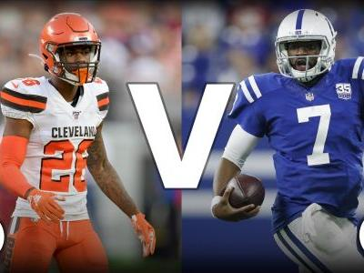 What channel is Browns vs. Colts on today? Time, TV schedule for 2019 NFL preseason