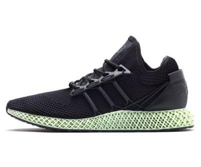 Y-3 Reveals Blacked Out RUNNER 4D for Fall/Winter 2018