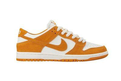 "Nike's SB Dunk Low ""Circuit Orange"" Dials the Clock Back to Swoosh's Iconic Days"