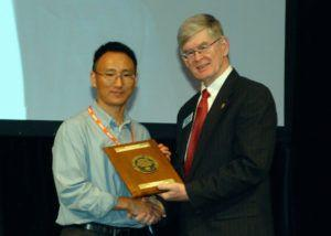 BAEN Alumni Awarded at Annual ASABE Meeting