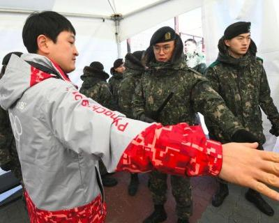 1,200 non-military security workers for Winter Olympics tested for norovirus