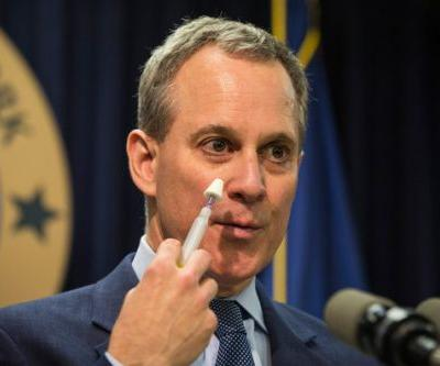 NY Attorney General Eric Schneiderman resigns following allegations of assaults on numerous women who claim he choked them, slapped them, and even threatened to kill them