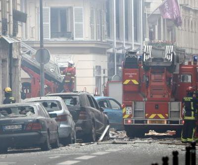 Several injured in gas explosion at a Paris bakery