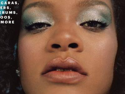 Rihanna Covers 'Allure''s Annual 'Best of Beauty' Issue