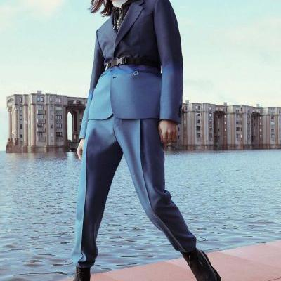 Givenchy Unveils Sharp Pre-Fall '20 Collection