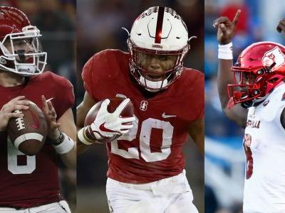 Lamar Jackson, Bryce Love, Baker Mayfield named Heisman finalists