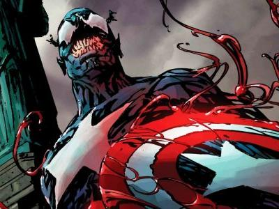 Captain America Meets CARNAGE in Marvel's Next Event