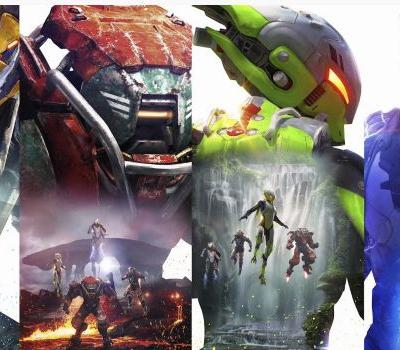 BioWare explains that Anthem will have paid cosmetics, but 'no loot boxes, or pay-for-power' advantages