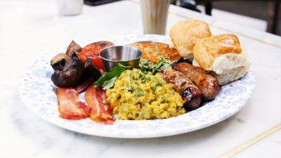 Watch: The English Breakfast With a Spicy Twist