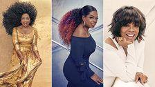 Oprah Tries 3 Glam Looks In The New Issue Of O Magazine