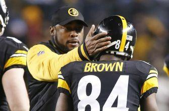 Antonio Brown embarrasses Mike Tomlin, gives Patriots serious bulletin-board material