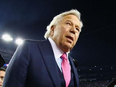 Robert Kraft requests jury trial, pleads not guilty to soliciting prostitution charges