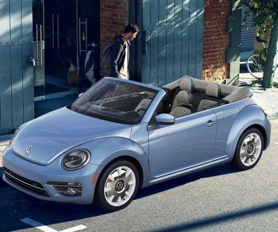 Volkswagen is killing off its iconic Beetle, but the car is getting a new look before it disappears