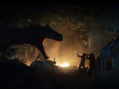 Watch: Dinosaurs Fight at Campground in Eerie 'Jurassic World' Short Film