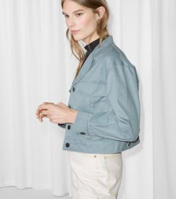 Cropped Jackets Might Replace Your Blazer This Spring
