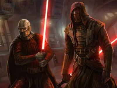 Star Wars: Knights of the Old Republic Movie Rumored to be in the Works