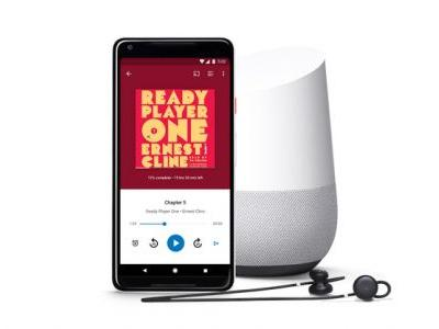 Google now sells audiobooks that you can listen to without your phone
