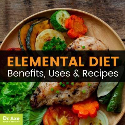 Elemental Diet Benefits, Uses & Recipes