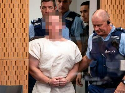 Suspected Christchurch shooter charged with engaging in terror act