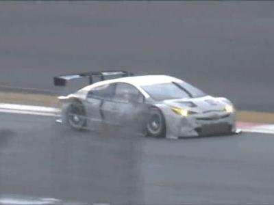 The New Prius Race Car Sounds More Like a Corvette Than the New Corvette
