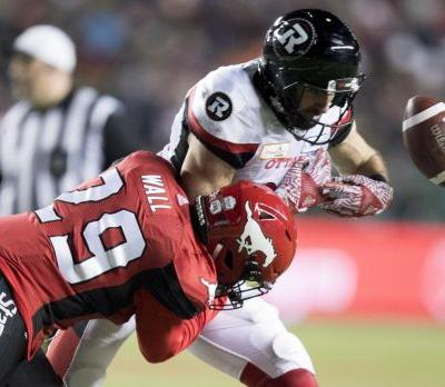 Key moments from the Grey Cup
