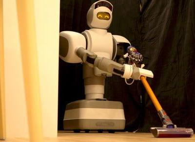 This home robot will clean your house, find your keys, then bring you a beer
