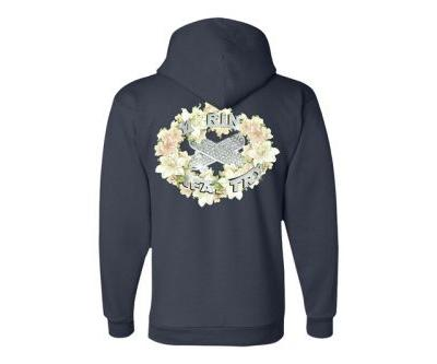 Marino Infantry Adds New Floral & Skull Hoodies to Online Shop