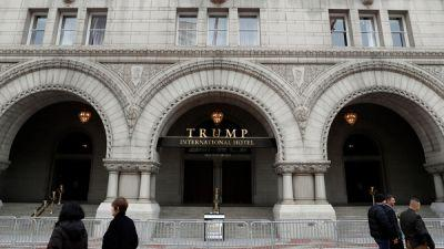 U.S. Ethics Official: Trump's Divestiture Is Hard, Pricey And Essential