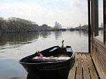 The top canal and houseboat hotels in Amsterdam