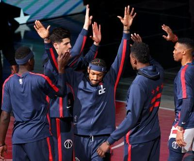 Five players for Washington Wizards test positive for COVID-19, placing two more games in doubt
