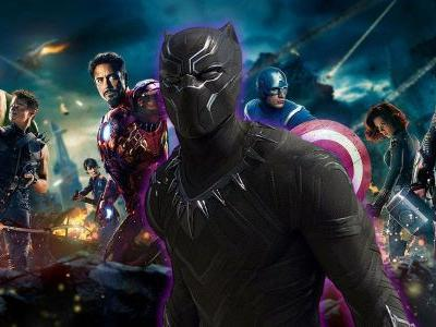 Black Panther Has Highest-Grossing First Week in MCU History