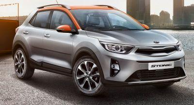 New Kia Stonic Sub-Compact SUV Officially Unveiled