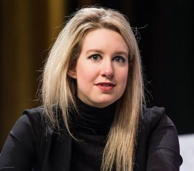 Theranos founder Holmes indicted on wire fraud charges