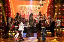 Teyana Taylor Brings 'Soul Train' to 'Ellen' for Groovy 'Issues/Hold On' Performance: Watch