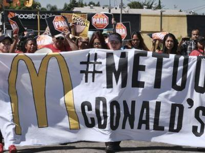 McDonald's Facing New Charges Of Sexual Harassment