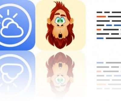 Today's Apps Gone Free: Digital Barometer S10, BigfootMoji and Blink