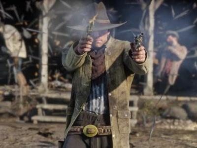 Red Dead Redemption 2 Was the Best-Selling Game in the US in 2018
