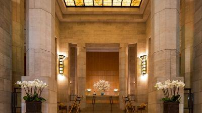 Four Seasons Hotel New York Named Five-Star Hotel in Forbes Travel Guide's 2020 Star Awards