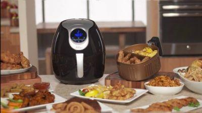 Power Airfryer XL Review & Giveaway