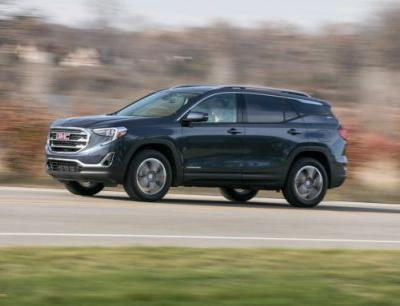 2018 GMC Terrain, Tested in Depth: Smaller and Better