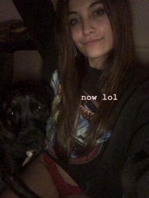 Paris Jackson Looks Exactly Like She Did 8 Years Ago with Her New Brown Hair