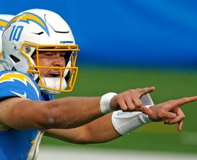 Los Angeles Chargers QB Justin Herbert, a former 4.0 student, ready to study whole new offense