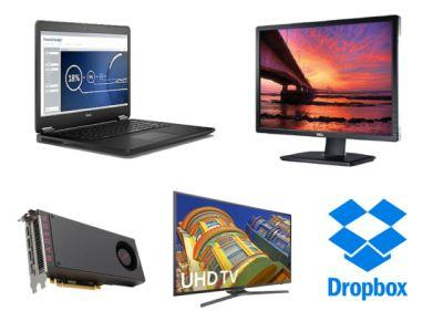 Dealmaster: Get a ton of Dell doorbusters like a 24-inch UltraSharp monitor for $179