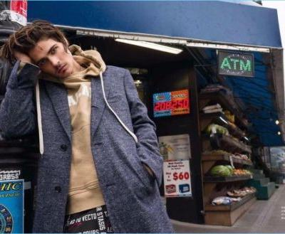 Urban Romance: Will Peltz Stars in L'Officiel Hommes Thailand Cover Shoot