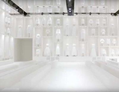 Dior explains relevancy of couture