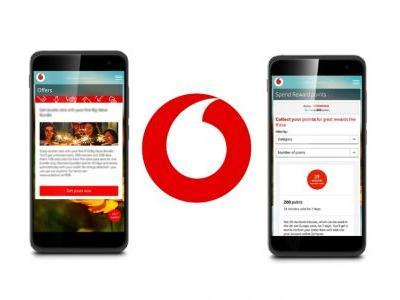 Vodafone launches new VeryMe reward scheme with selected phone deals