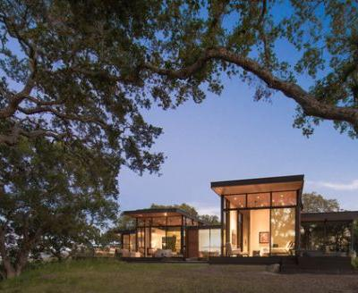 Forty-One Oaks / Field Architecture