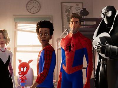 How Much Spider-Man: Into The Spider-Verse Could Make Opening Weekend