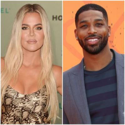 Khloe Kardashian Attends Tristan Thompson's 4th of July Party With Kris Jenner and Kourtney Kardashian