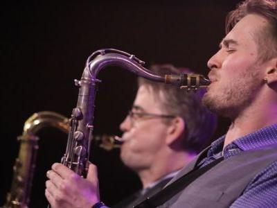 A 'Jazz Night' Family Affair: Father And Son Saxophonists Mike And Julian Lee